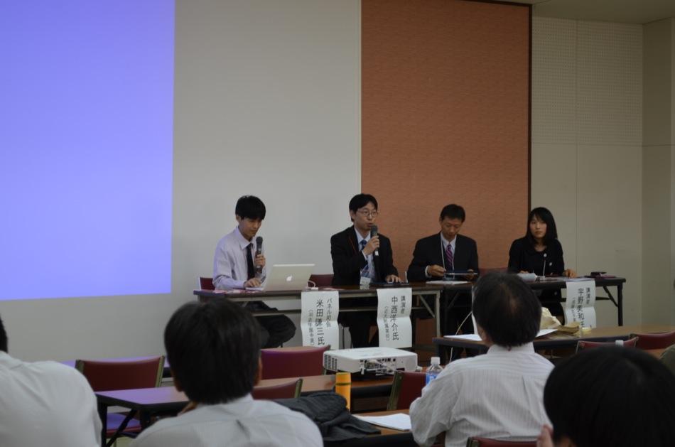 平成26年度 総会・講演会が開催されました