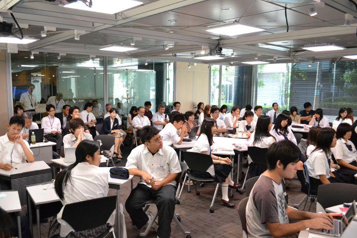 ICTプロジェクト高校生熟議 第1回レポート