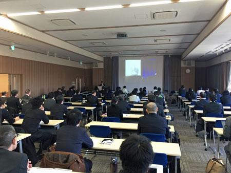 春の研究発表大会